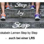 VOKABELN LERNEN - BEI EINER LRS