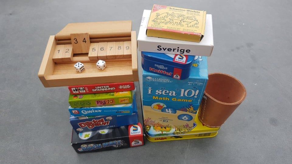 21 Spiele für mehr Mathefreude in der Grundschule